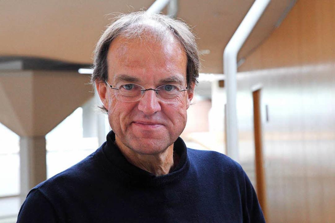 Ludwig Holtmeier, Rektor der Musikhochschule Freiburg  | Foto: Musikhochschule Freiburg