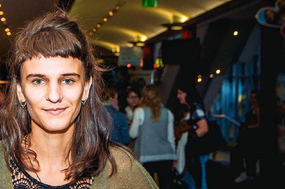 Gwenn Weisser, Weltreisende und Filmemacherin.  | Foto: Julia Klaus