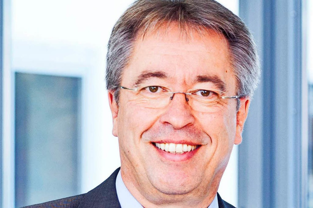 Thomas Herkert, Diözesan-Caritasdirektor.  | Foto: Caritasverband Freiburg
