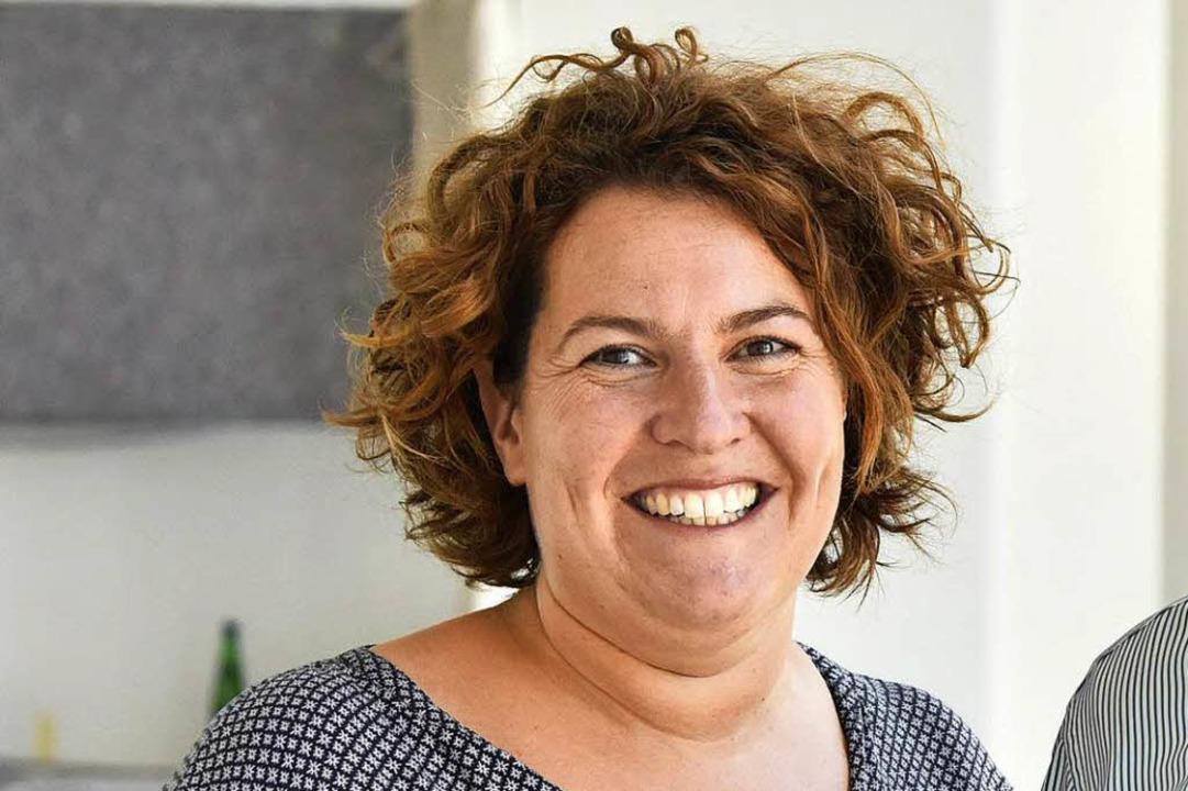 Manuela Riesterer, Mitarbeiterin des Amts für Gebäudemanagement.  | Foto: Michael Bamberger