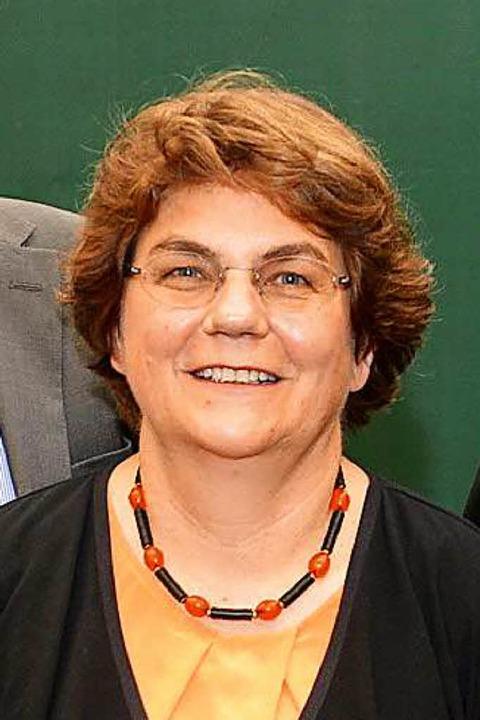 Charlotte Niemeyer, Chefärztin der Kinderklinik.  | Foto: Rita Eggstein
