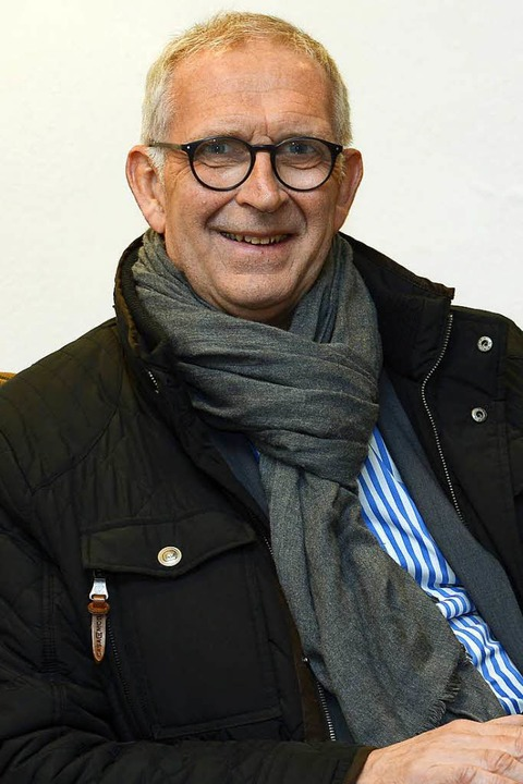Bernd Dallmann, Geschäftsführer der Fr...chaft, Touristik und Messe GmbH (FWTM)  | Foto: Ingo Schneider