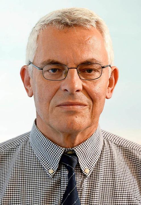 Markus Engelhardt, evangelischer Dekan  | Foto: Ingo Schneider