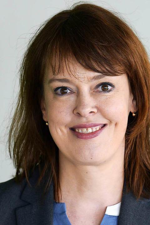 Katja Niethammer, Leiterin Amt für Migration und Integration der Stadt Freiburg.  | Foto: Ingo Schneider