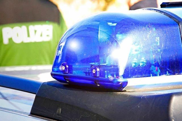 Polizisten nach Massenschlägerei in Breisach mit Steinen beworfen