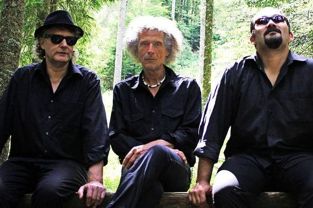 CD-Vorstellung des Blues-Rock-Quartetts Mad Kitchen