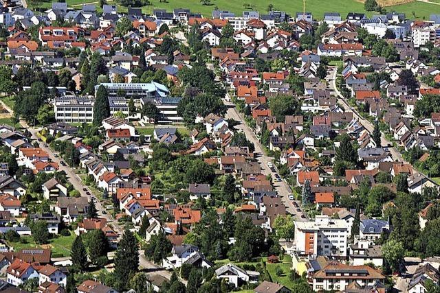Das Dorf wächst und wird zur Stadt