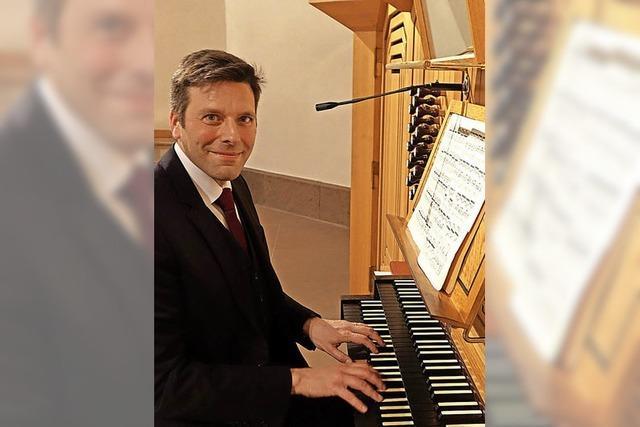 So kann die Orgel mit jedem Silvesterfeuerwerk mühelos mithalten