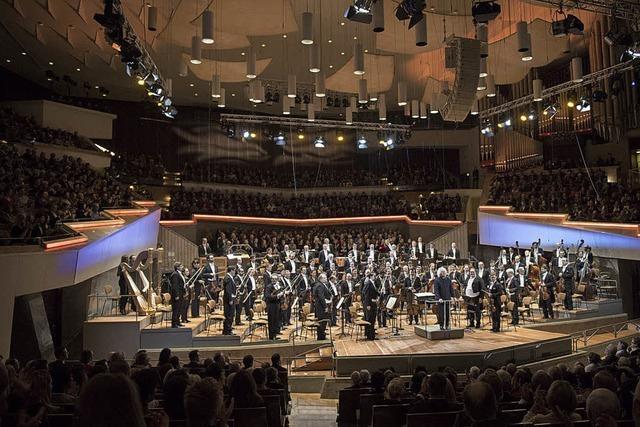 Lörracher Kino überträgt Berliner Philharmoniker
