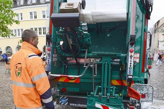 2018 bringt für die Freiburger höhere Kosten und neue Baustellen