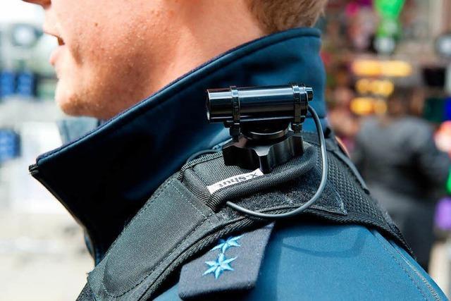 Maßnahmen zum Schutz der Polizei vor Gewalt
