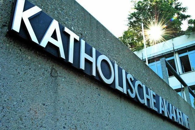 Themenprogramm in der Katholischen Akademie