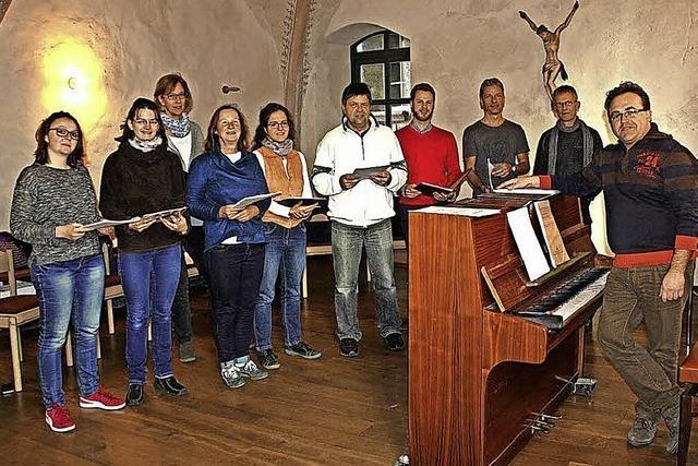 Vokalensemble Kaiserstuhl in Endingen