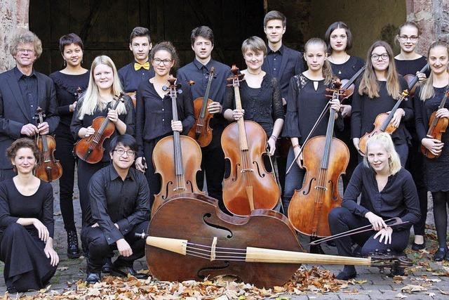 Konzert in der Pfarrkirche in Gurtweil