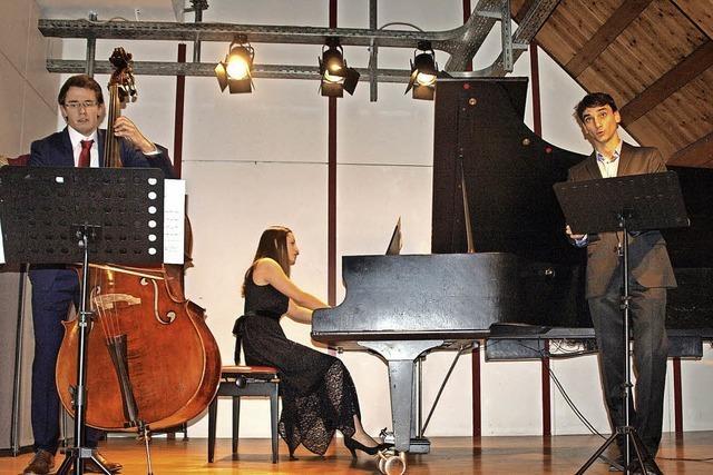 Drei Ausnahmemusiker ihres Fachs