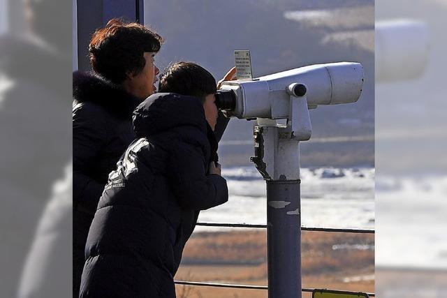 Südkorea nimmt Kim beim Wort