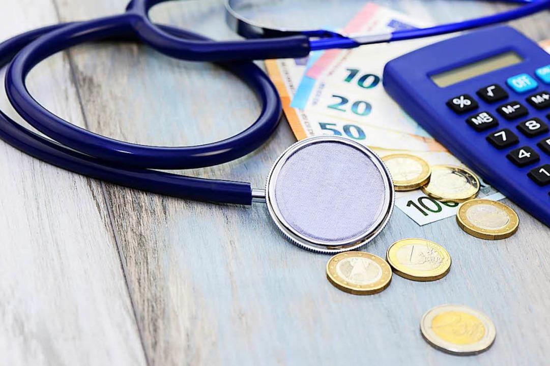Ärzte leben oft größtenteils von Priva...ung würde das ändern – aber wie?  | Foto: Printemps / adobe.com