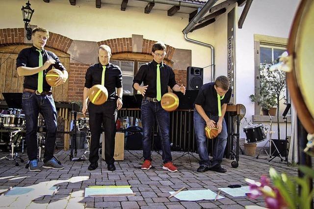 Ensemble Non Tacet in Bollschweil-St. Ulrich