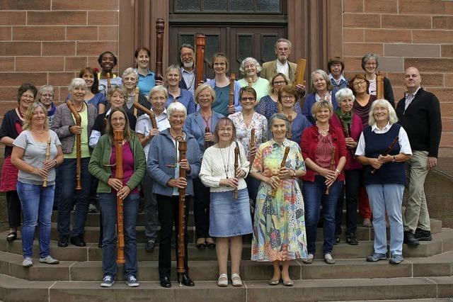 Blockflötenkreis in Emmendingen