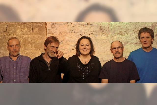 Band Sammelsurium im Lahrer Schlachthof
