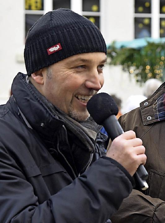 Joachim Schlageter     Foto: M. Eckert