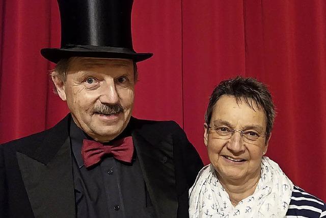 25 Jahre bei den Bühnenfreunden aktiv