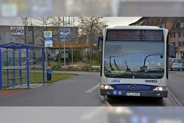 Einkaufstourismus macht dem Busverkehr zu schaffen