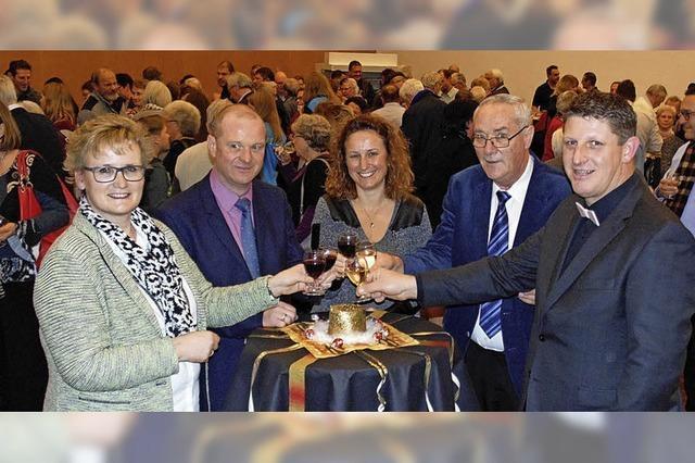 Ein optimistischer Gemeindeammann Beat Käser