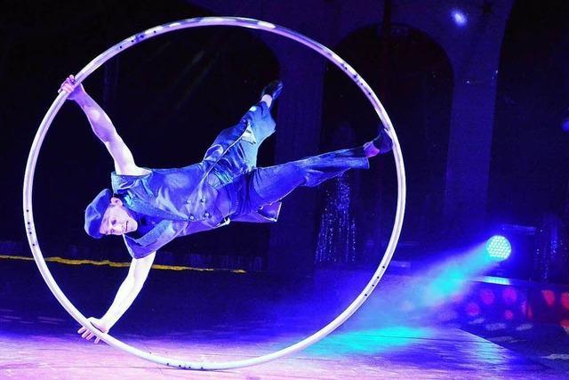Pascal Häring: der Artist, der mit dem Rad tanzt