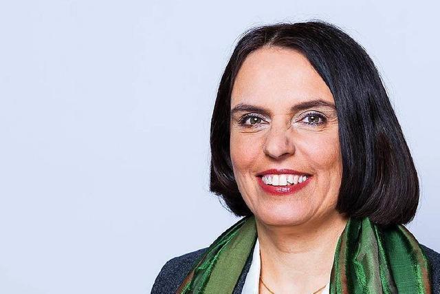 Basels Regierungspräsidentin Elisabeth Ackermann lobt die grenzüberschreitende Zusammenarbeit