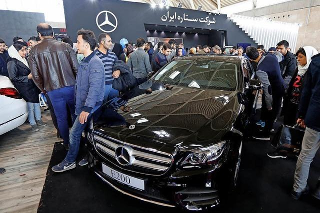Großbanken wollen Iran-Geschäfte nicht finanzieren
