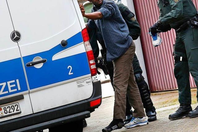 Mehr Gewalttaten durch Asylbewerber