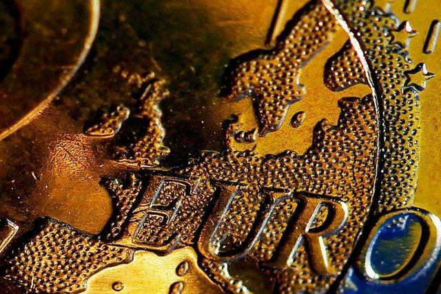 Stärkerer Euro beunruhigt die Wirtschaft noch nicht