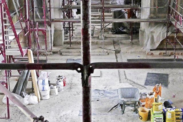 Renovierung der Hecklinger Sankt-Andreas-Kirche verzögert sich