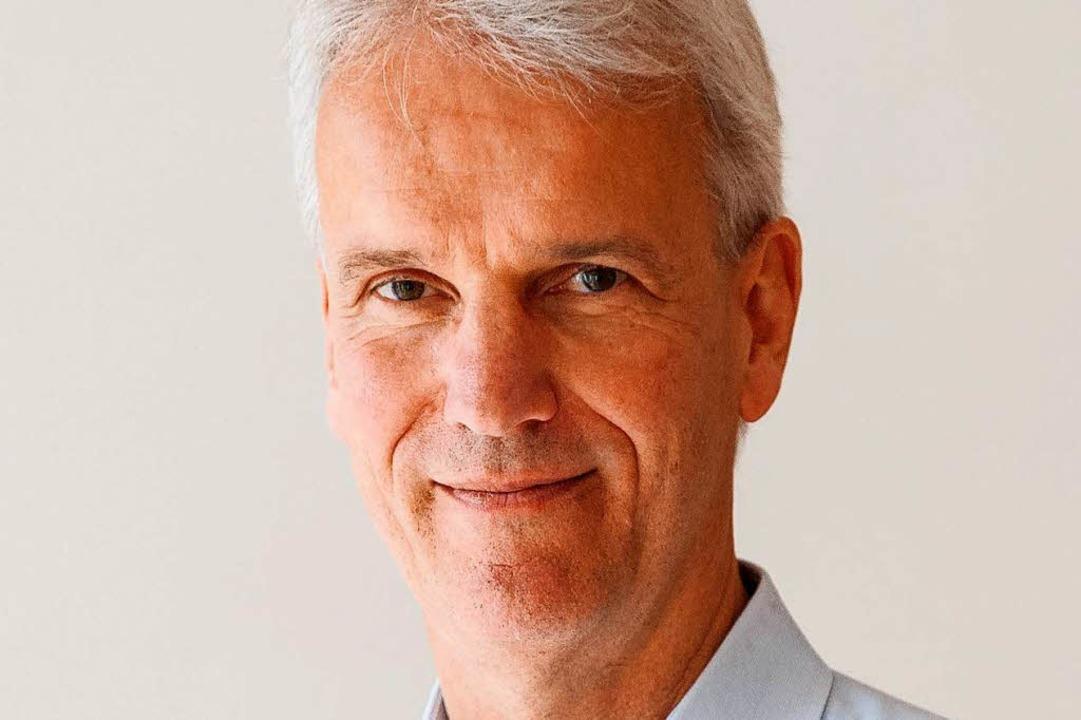 Dr. Christian Büttner ist seit Novembe...Leiter im Endenburger Haus am Stalten.  | Foto: privat