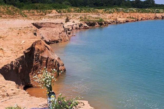 Prozess um tödlichen Badeunfall am Waltersweirer Baggersee