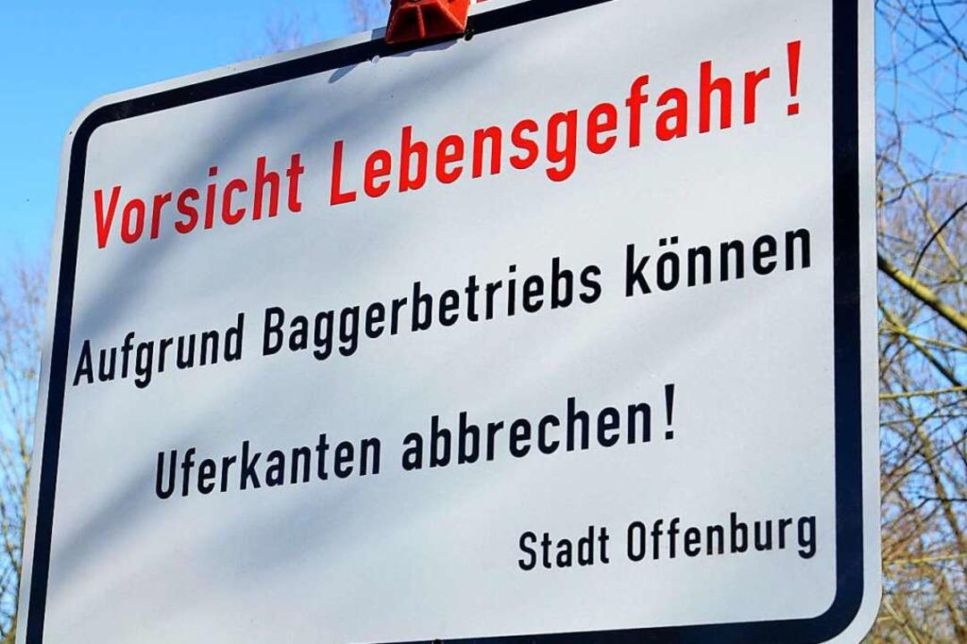 Mitarbeiter der Stadt und des Kieswerk...agte sehen sich zu Unrecht am Pranger.  | Foto: Helmut Seller