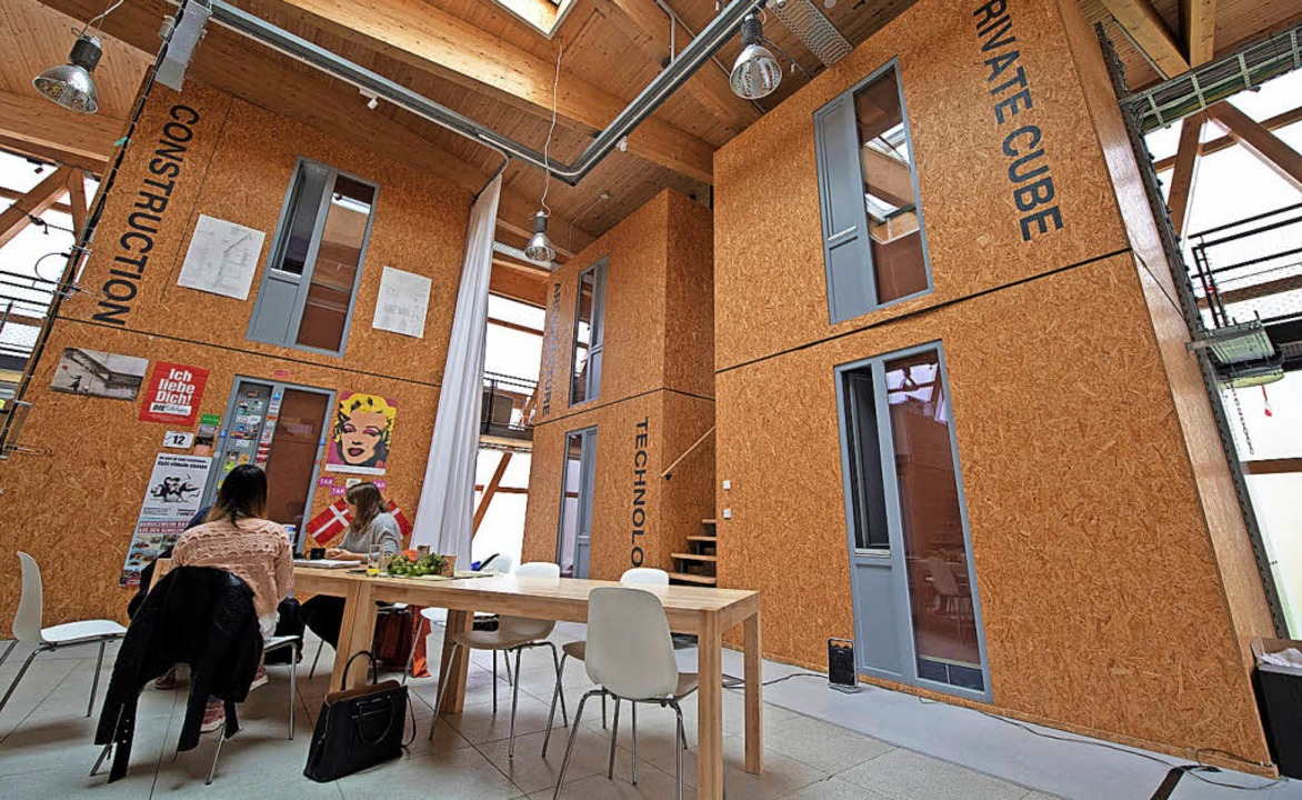 Studentisches Wohnen Auf Engstem Raum Haus Garten Badische Zeitung