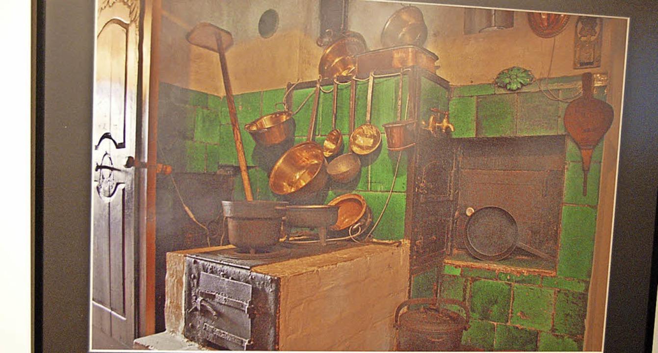 Die Küche des Hüsli, fotografiert von Christian Bohl.  | Foto: Claudia Renk