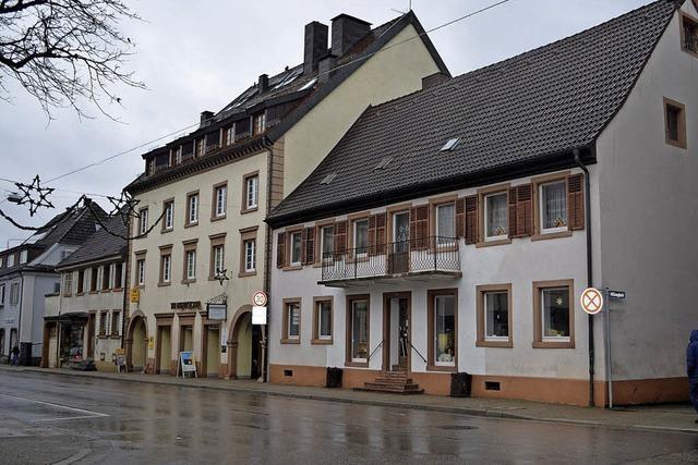 Bürgerhaus für öffentliche Nutzungen