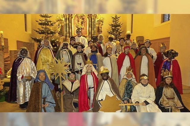 Die Heiligen Könige