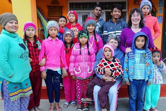Andreas Hauser über die Erfolge der Nepal-Hilfe aus Weil am Rhein