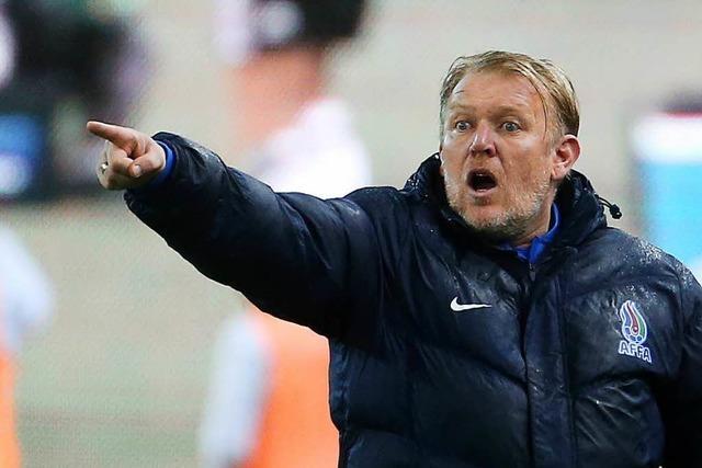 Ein Schwenninger wird Nationaltrainer von Bosnien-Herzegowina
