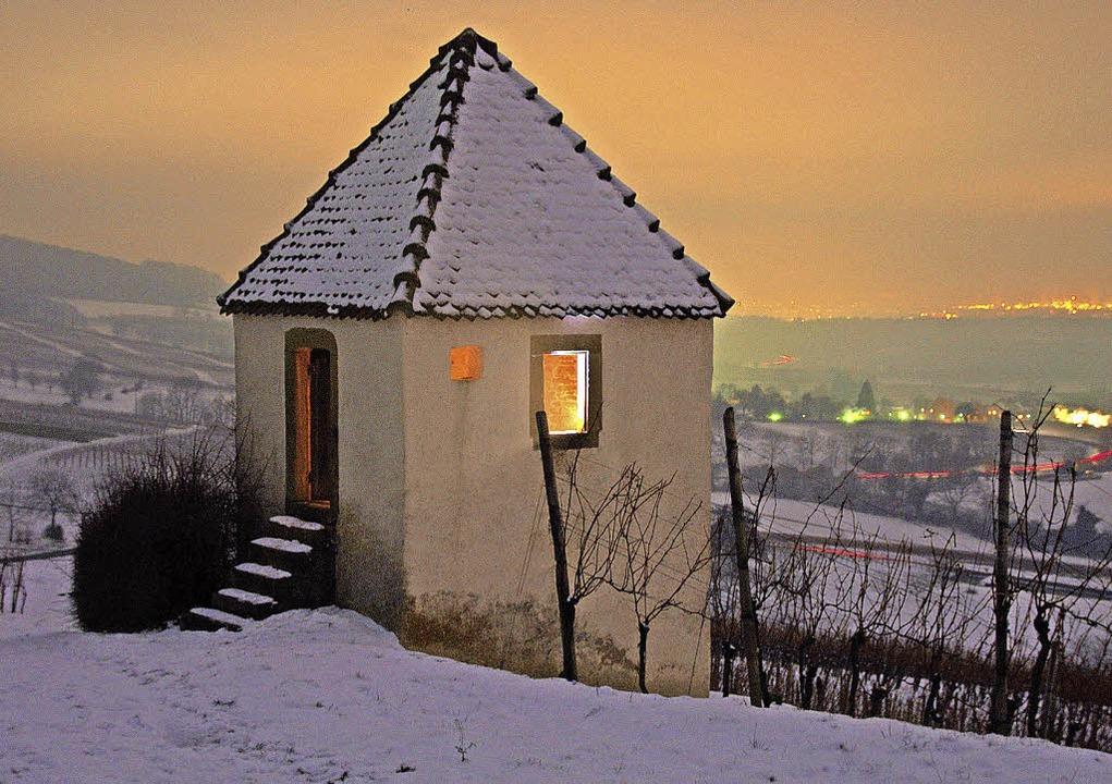 Der Lieblingsort Nummer 40 von Barbara...h im Winter einen Ausflug wert macht.   | Foto: Fotos: Edgar Erler (WG Britzingen)/  Antonia Hufnagel