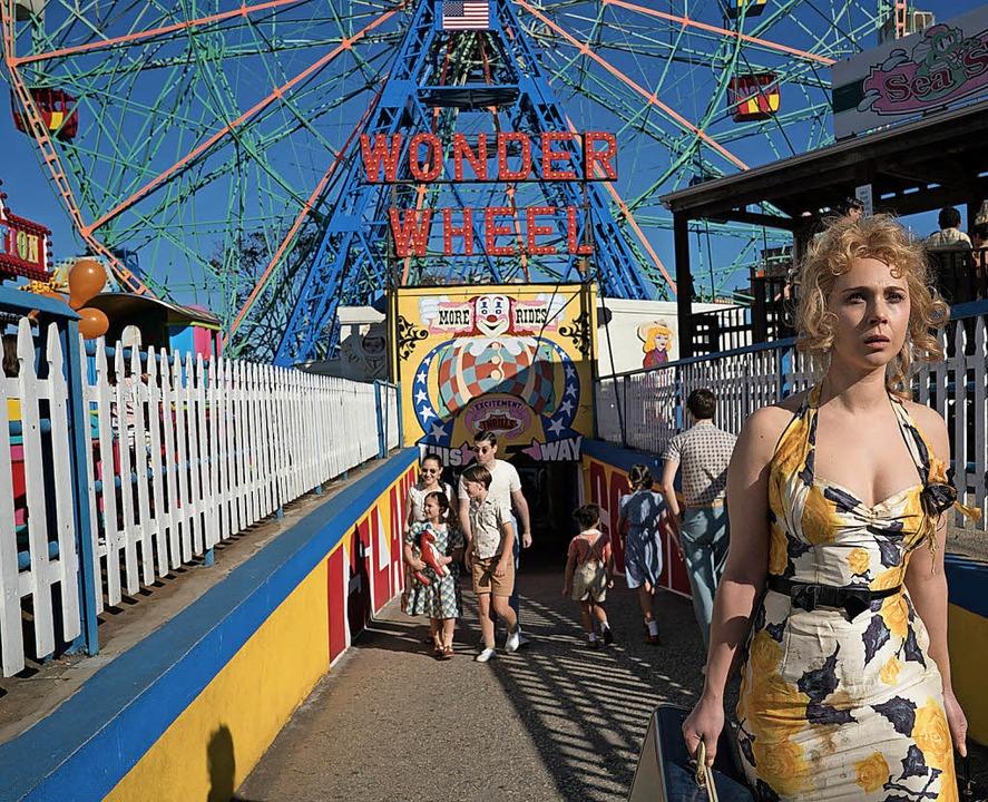 Überzeugend in einem nicht überzeugenden Film: Juno Temple als Carolina.     Foto:  dpa/Warner Bros