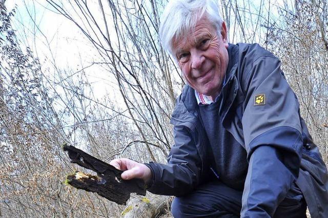 Staufener Naturschützer erhält BUND-Umweltpreis
