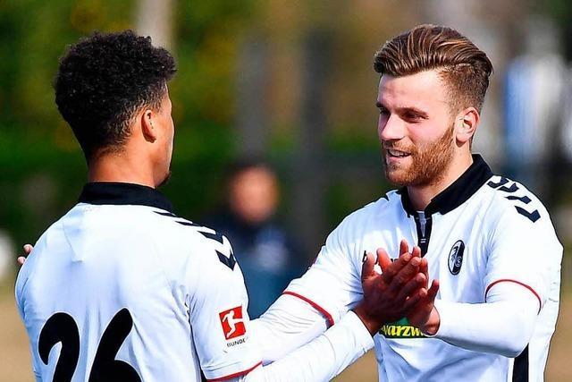 SC Freiburg besiegt den 1. FC Kaiserslautern im Testspiel mit 2:0