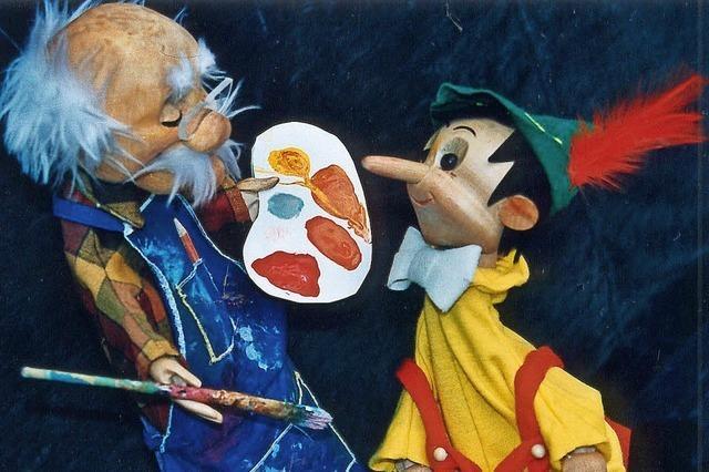 Freiburger Puppenbühne gastiert mit vier Vorstellungen im Schlosskeller