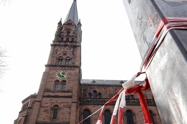 Unwetter richtet Schäden an Kita, Kirche und Rathaus an