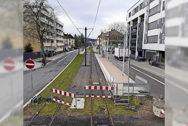Anwohner der Kronenstraße wollen ganztägig Tempo 30, wenn die Bauarbeiten beendet sind